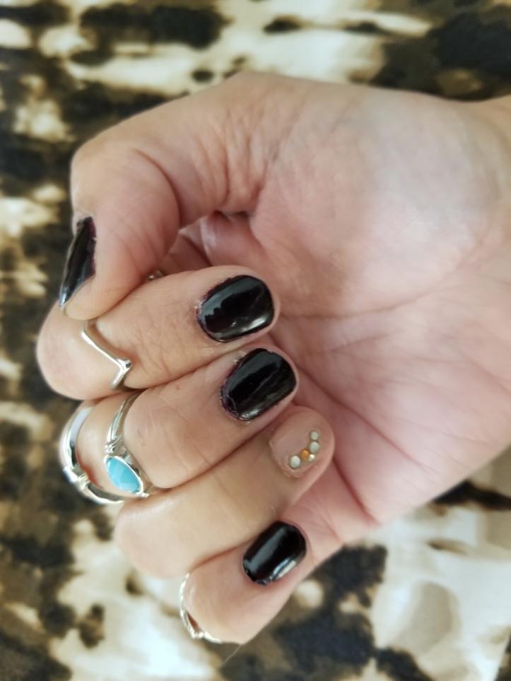 Mani Monday Fall Mani for Short Nails