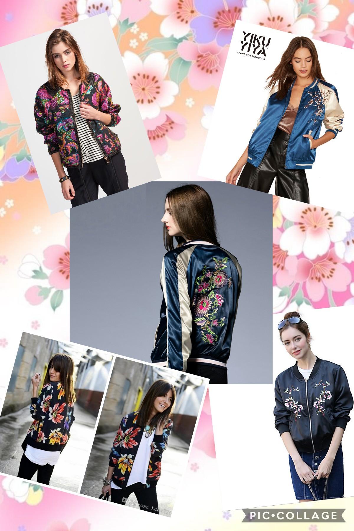 Fashion Friday bomber j