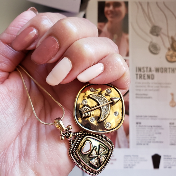 Fashion Friday coin jewelry