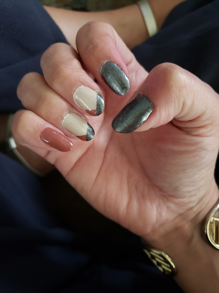 Mani Monday Terracotta Nails for fall