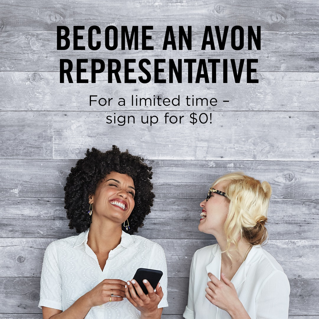 Become an Avon Rep for freea